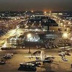 Photo taken at Bahrain International Airport (BAH) | مطار البحرين الدولي by Osama on 8/30/2012