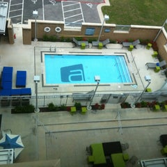 Photo taken at Aloft Austin At The Domain by Chris R. on 3/16/2012