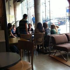 Photo taken at Starbucks by Sean M. on 9/1/2012