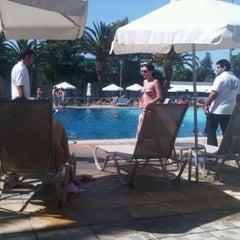 Photo taken at Nicosia Munincipal Swimming Pool by Bianca A. on 6/10/2012