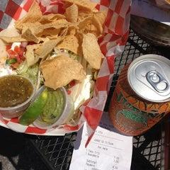 Photo taken at Zoca: Taco + Burrito Truck by TJ K on 6/30/2012