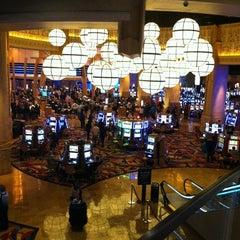 Photo taken at Hollywood Casino at Kansas Speedway by Kaydee N. on 3/5/2012