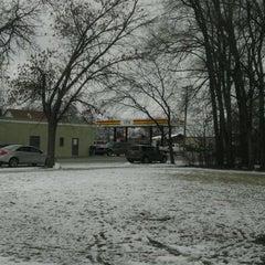 Photo taken at Vermillion Pump & Market by Helen P. on 2/21/2012
