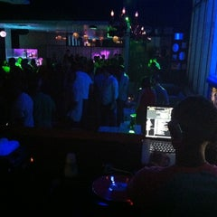 Photo taken at Mosaic Lounge by Daniel on 8/11/2012