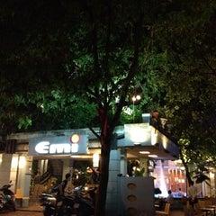 Photo taken at Cafe Emi by Hà Vũ .. on 6/5/2012