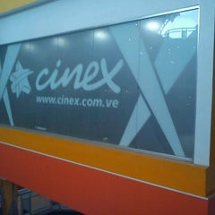 Photo taken at Cinex by Jair O. on 5/28/2012