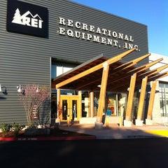 Photo taken at REI by Bryan B. on 4/21/2012