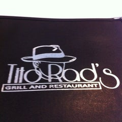 Photo taken at Tito Rad's Grill & Restaurant by Katie B. on 6/2/2012