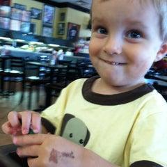 Photo taken at Jason's Deli by Lisa J. on 7/10/2012