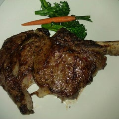 Photo taken at Forbes Mill Steakhouse by Ricky W. on 2/20/2012