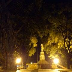 Photo taken at Alun - Alun Pemalang by Nuansa D. on 5/18/2012