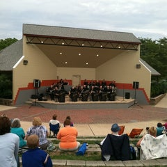 Photo taken at West Goshen Community Park by Dan K. on 8/19/2012