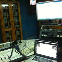 Photo taken at Kairi FM Radio by Dj Midian on 4/26/2012