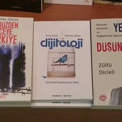 Photo taken at İnkilap Kitabevi by Yavuz K. on 8/9/2012