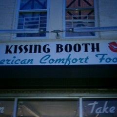 Photo taken at Colonel's Kissing Booth by Charlie M. on 7/15/2012