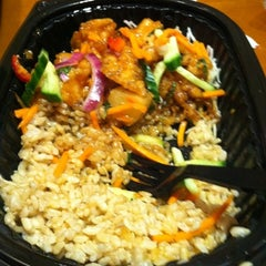 Photo taken at Pei Wei Asian Diner by Michael T. on 7/28/2012