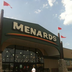 Photo taken at Menards by Erin W. on 7/6/2012