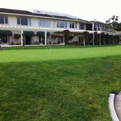 Photo taken at Pebble Beach Golf Links by Franta F. on 6/3/2012