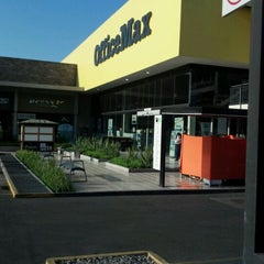 Photo taken at OfficeMax by JORGE N. on 4/3/2012