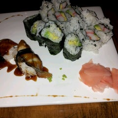 Photo taken at Mizu by Angie V. on 7/8/2012