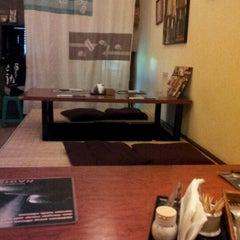 Photo taken at Nagisa Japanese Restaurant by Wulan D. on 5/10/2012