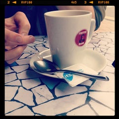 Photo taken at Coffee Duran by Lucinda L. on 2/29/2012