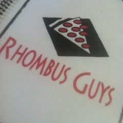 Photo taken at Rhombus Guys by Dan B. on 8/19/2012