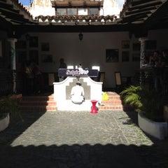 Photo taken at Muza Restaurant & Lounge by Bernadette G. on 8/5/2012