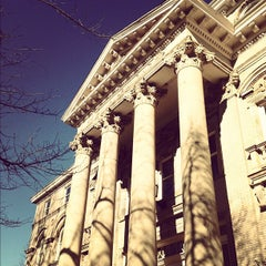 Photo taken at University of North Carolina at Chapel Hill by Harrison K. on 2/12/2012