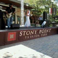 Photo taken at Stony Point Fashion Park by A Rose R. on 8/5/2012