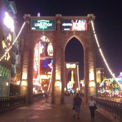 Photo taken at New York-New York Hotel & Casino by Timothy C. on 6/15/2012