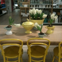 Photo taken at Conran Shop by Gea D. on 3/15/2012