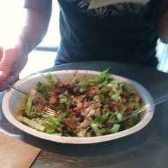 Photo taken at Chipotle Mexican Grill by Dave A. on 9/9/2012