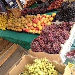 Photo taken at SoCo Farmers Market by Noah F. on 8/25/2012
