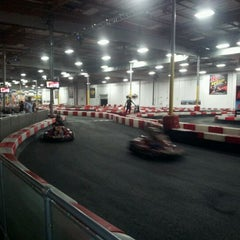 Photo taken at K1 Speed Irvine by Jason T. on 6/2/2012