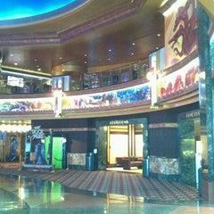 Photo taken at Warren Theatre by Otis C. on 5/9/2012