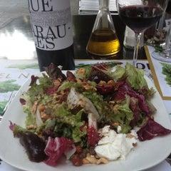 Photo taken at Origens Restaurant by Sunniva on 7/11/2012