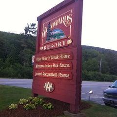 Photo taken at Woodward's Resort by Ryan J. on 7/6/2012