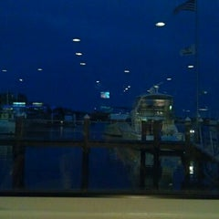 Photo taken at Inlet Harbor Restaurant, Marina & Gift Shop by Evelyn H. on 8/13/2012