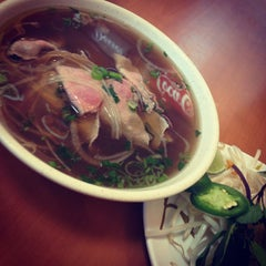 Photo taken at Saigon Cuisine by Benedict C. on 5/12/2012