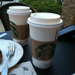Photo taken at Starbucks by Amy G. on 8/31/2012