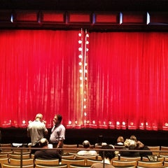 Photo taken at Pershing Square Signature Theater by Roberto A. on 6/3/2012