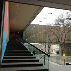 Photo taken at Carnegie Museum Of Art by Trish H. on 2/24/2012