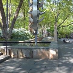 Photo taken at Baltimore Museum of Art by Glenwood J. on 4/19/2012