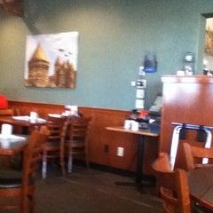 Photo taken at Faros Family Restaurant by 1o1Adam on 8/10/2012
