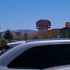 Photo taken at California Welcome Center @ Tanger Outlets by Gaston H. on 4/15/2012