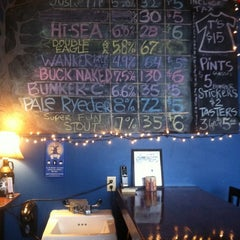 Photo taken at Burley Oak Brewing Company by Gary H. on 2/11/2012