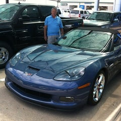 Photo taken at Classic Chevrolet by Carol M. on 8/31/2012