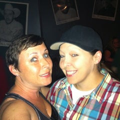 Photo taken at Loony Bin Comedy Club by Cynthia N. on 5/3/2012