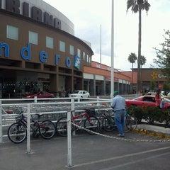 Photo taken at Plaza Sendero by Ana Karen S. on 9/2/2012